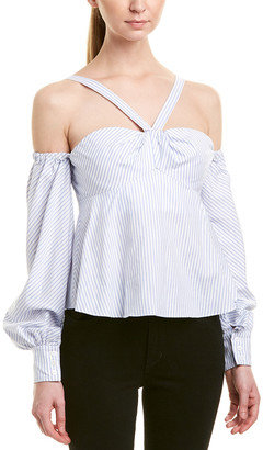 Jonathan Simkhai Johnathan Simkhai Off-The-Shoulder Top