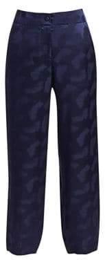 Emporio Armani Silk Jacquard PJ Pants