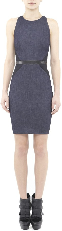 Nicole Miller Cassie Denim Dress