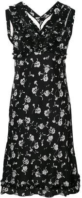 Ermanno Scervino floral dress