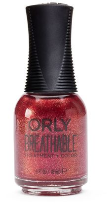Orly Color Breathable Treatment & Color Nail Polish - Stronger Than Ever
