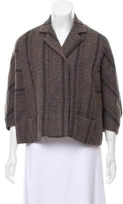 Marni Wool Short Coat