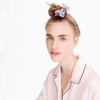 J.Crew Bow hair tie in Liberty® floral