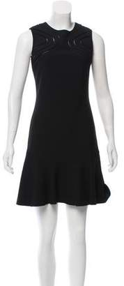 Diane von Furstenberg Maureen Cut-Out Dress