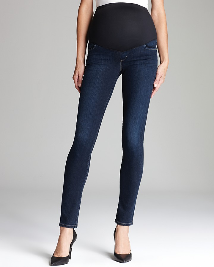 Citizens of Humanity Jeans - Maternity Avedon Skinny in Royal