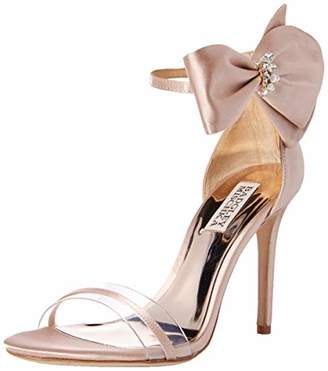 Badgley Mischka Women's Fran Heeled Sandal