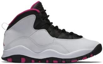 Jordan 10 Retro Vivid Pink (GS)