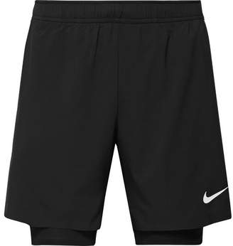 Nike Tennis Nikecourt Flex Ace Dri-Fit 2-In-1 Tennis Shorts