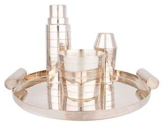 Ralph Lauren 5-Piece Montgomery Cocktail Barware Set