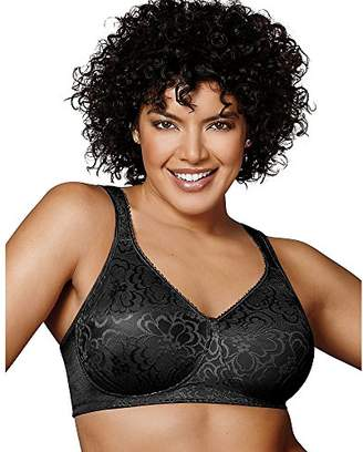 Playtex Women's 18-Hour Ultimate Lift And Support Wire-Free Full Coverage Bra