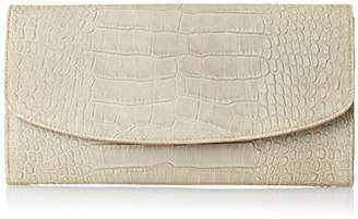 Graphic Image Women's Leather Clutch