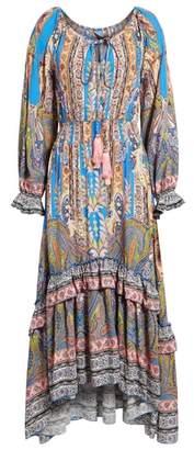 Kas Ronda Paisley Print Maxi Dress