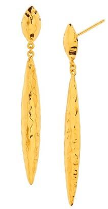 Women's Gorjana Nora Drop Earrings $60 thestylecure.com