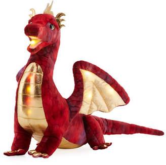 Dragon Optical Douglas Kazra the Light-Up Plush Toy
