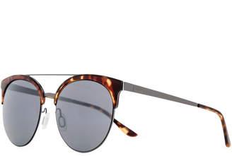 Max Studio lydia : tortoise shell sunglasses