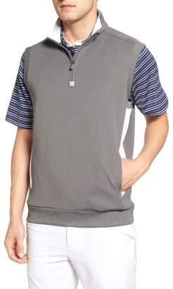 Bobby Jones Rule 18 Tech Quarter Zip Vest