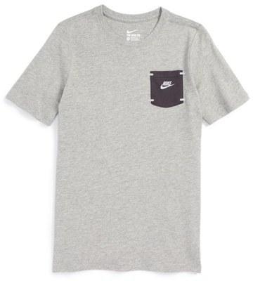 Nike Statement Pocket T-Shirt (Little Boys & Big Boys)