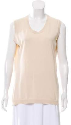 Fabiana Filippi Sleeveless Knit Top