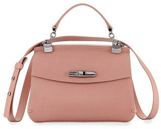 Longchamp Madeleine Leather Crossbody Bag