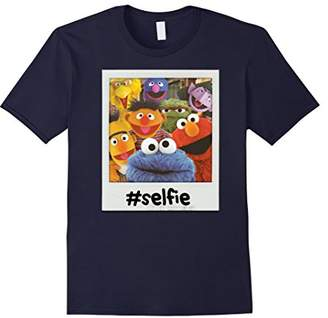 Sesame Street Selfie Group Pose T-Shirt