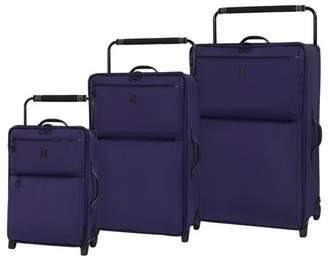 it luggage World Lightest Los Angeles 3pc Softside Luggage Set