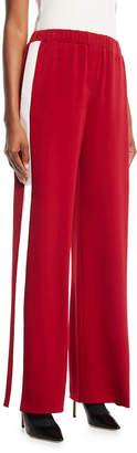 Elizabeth and James Kelly Side-Stripe Pull-On Pants