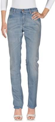 CAMOUFLAGE AR AND J. Denim pants - Item 42630127