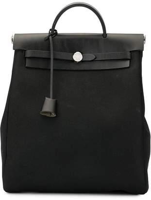 Hermes Pre-Owned HerBag two-way backpack