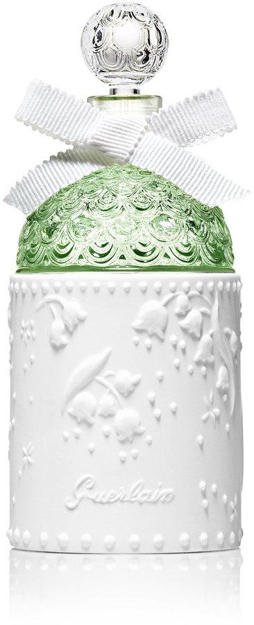 Guerlain Limited Edition Muguet 2014 Eau de Toilette Spray, 4.2 oz.