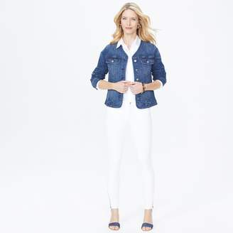 NYDJ V-NECK DENIM JACKET