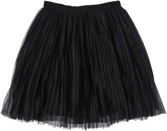 John Richmond Layered Stretch Tulle Skirt