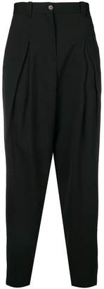McQ drop-crotch tailored trousers
