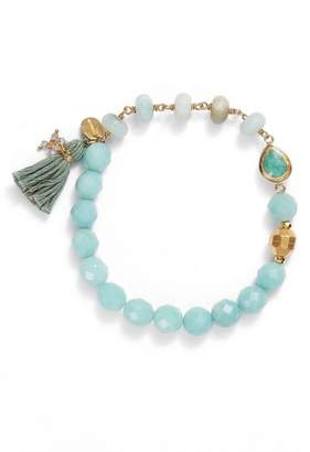 Chan Luu Amazonite Stretch Bracelet