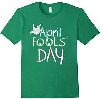 DAY Birger et Mikkelsen April's Fools Funny April 1st Court Jester Hat T-Shirt