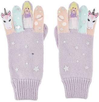 Monsoon Girls Unicorn Fairy Novelty Glove