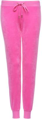 Juicy Couture Bling Velour Zuma Pant