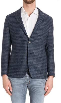 Tagliatore Wool Blend Jacket
