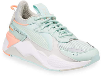 Puma RS-X Tracks Lace-Up Trainer Sneakers