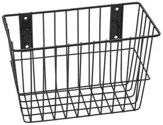 "Rack'Em Racks Rack'Em 9087-B Mount Anywhere Black Wire Basket 12""x6""x8"" provides versatile storage all of your outdoor gear, supplies and organizational needs."