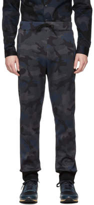 Valentino Navy Camo Lounge Pants