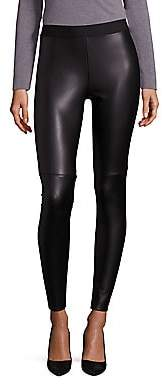 Bailey 44 Women's Stevie Faux Leather-Front Leggings