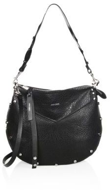Jimmy ChooJimmy Choo Artie Grainy Leather Shoulder Bag
