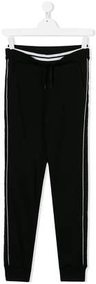 Givenchy Kids Teen drawstring track pants