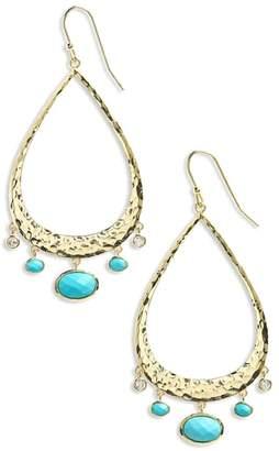 Melinda Maria Nancy Teardrop Earrings
