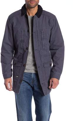Weatherproof Corduroy Collar Barn Jacket