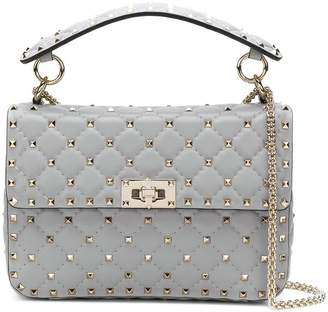 Valentino Rockstud spike medium chain bag
