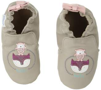 Robeez Hello Baby Friends Soft Sole Girl's Shoes