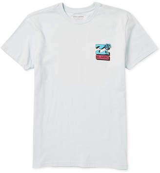 Billabong Little Boys Coastal Blue T-Shirt