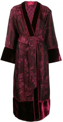 F.R.S For Restless Sleepers fringed robe
