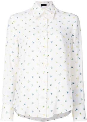 Joseph floral print shirt